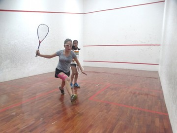 Squash aprueba calendario