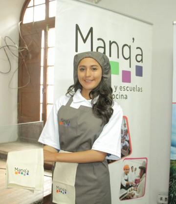 Manq'a brindará cursos para niños  y adultos mayores