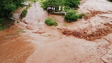 Emergencia por lluvias en cuatro departamentos