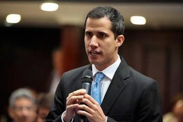 El joven diputado Juan Guaidó asume el Parlamento venezolano