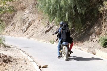 Sancionan a conductores por usar ciclovía