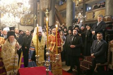 Kiev sella ruptura eclesiástica de tres siglos con Moscú
