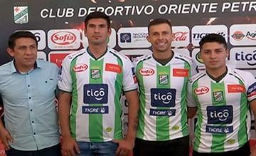 Oriente junto a Soria estructuran el equipo ganador