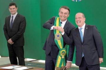 Bolsonaro agita la limpieza ideológica