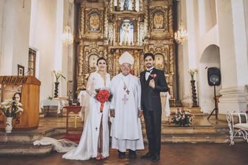 Enlace matrimonial Iván y Rosa