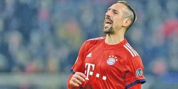 Bayern sanciona a Ribery por insultos en Twitter