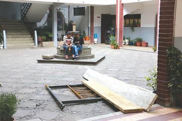 Colegios en emergencia aún esperan atención