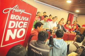 Primarias: Oposición no pedirá votar a militantes