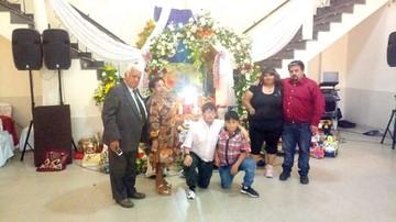 Fiesta en honor al Niño Jesús