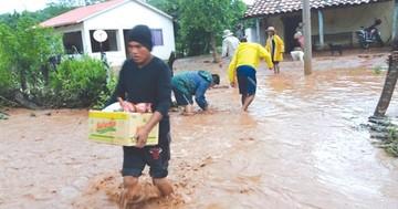"""""""El Niño"""" golpea a más de 2.000 familias en el país"""