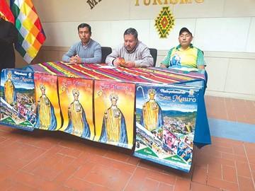 Tomina invita a festividad de San Mauro