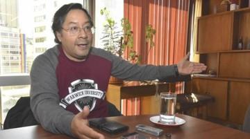 Luis Arce dice que su retorno al gabinete depende de su salud y del Presidente
