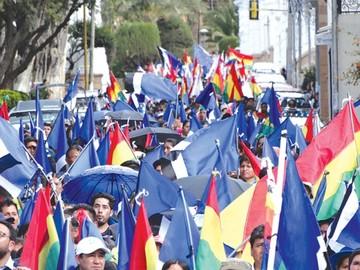Nación Quechua  se cita en Sucre para proclamación