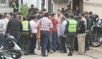 Acusados no declaran en reconstrucción