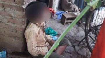 Cochabamba: Niño fue encadenado por perder un celular