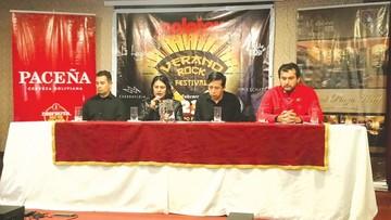 Campo Ferial retumbará  con Molotov en Festival