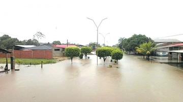 Las lluvias no afectarán el abastecimiento alimenticio