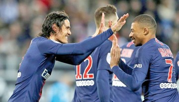 El PSG vence 3-0 al Amiens por la Ligue 1