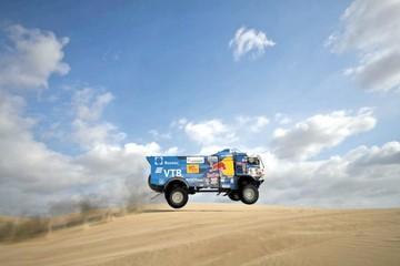 Viene lo mejor del Dakar