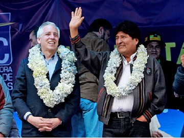 "Alcalde del MAS amenaza  con ""enterrar"" opositores"