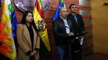 Senador demanda a Ministra de Comunicación por malversación de recursos públicos