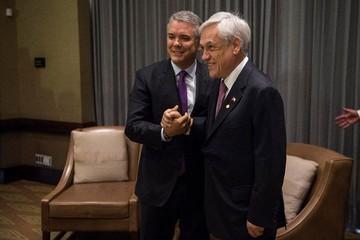 Colombia y Chile buscan crear organismo que reemplace a Unasur