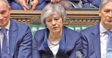 """Brexit: Parlamento dice """"no"""" a propuesta de May"""