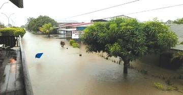 Diez municipios en emergencia por lluvias