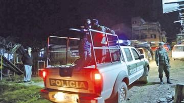 """Siete fiscales investigan a """"La Manada"""" boliviana"""