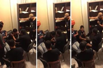 Revelan videos de abogado que torturaba para cobrar deudas