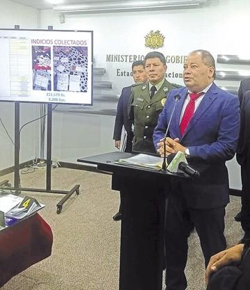 Caso Anapol podría tocar a autoridades policiales