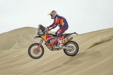 El Dakar llega a su gran final en Lima