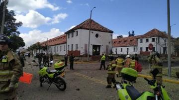 Explosión de coche bomba deja muertos en Colombia
