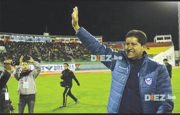 Oruro despide a Villegas de la mejor manera