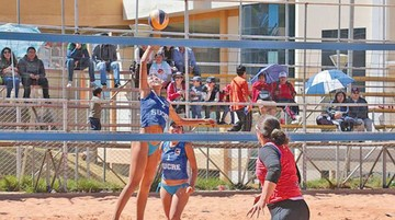 Open de Voley Playa en Sucre