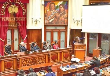 Informe de privatizaciones  pasará a Ministerio Público