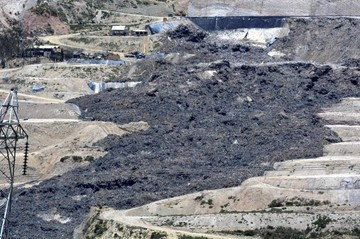 Gobierno declara desastre ambiental y alerta sanitaria por Alpacoma