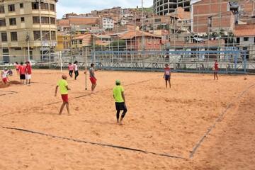 Voleibol de Playa repartirá dos premios