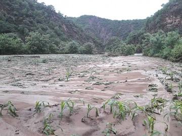 Lluvias provocan primera víctima fatal en Poroma