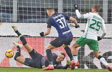 El Inter empata y pierde opción de acercarse al líder