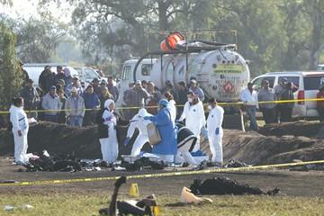 México: Una explosión  siega más de 70 vidas