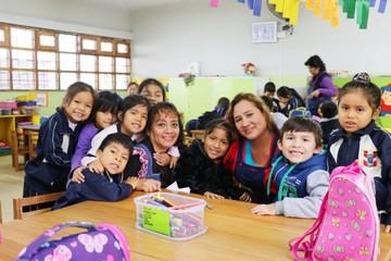 Buenos maestros, estudiantes triunfadores