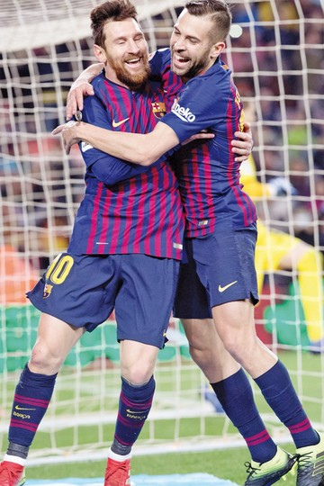 Messi decide otra vez