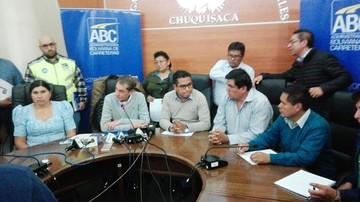 Cartellone se va y EBC asume obras en tramo Muyupampa-Ipati y el túnel de Incahuasi