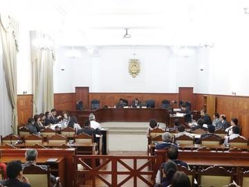 Tres juicios de privilegio esperan venia legislativa