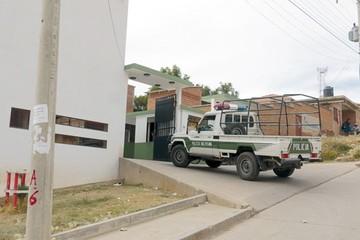 Un ciudadano denuncia golpiza de dos policías