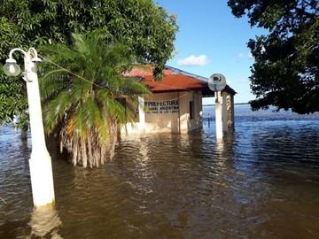 Emergencia por inundaciones en Argentina