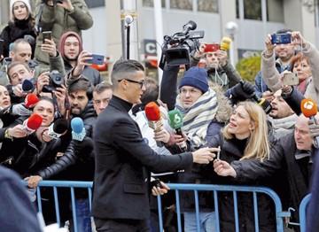 CR7 condenado a dos años de cárcel y 18 millones de euros de multa