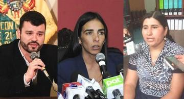 ¿Quiénes son los nuevos rostros en el gabinete de Evo Morales?
