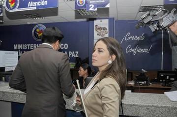 Tezanos: Evo también usó institución en caso Zapata